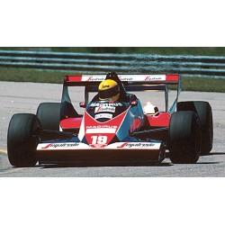 TAMEO SLK096 TOLEMAN HART TG183B GP DU BRESIL 1984