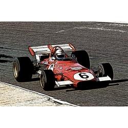 TAMEO TMK398 FERRARI 312B GP D'AFRIQUE DU SUD 1971