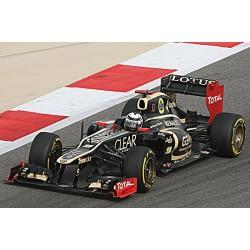 TAMEO TMK406 LOTUS RENAULT E20 GP DE BAHREIN 2012
