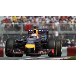TAMEO TMK423 INFINITI RED BULL RACING GP DU CANADA 2014