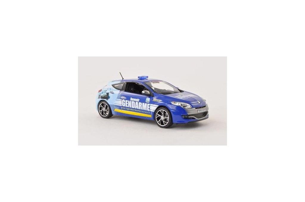 norev 517717 renault megane rs gendarmerie tf 2011 boutique auto moto spark. Black Bedroom Furniture Sets. Home Design Ideas