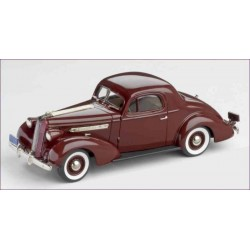BROOKLIN MODEL PC05 PONTIAC DELUXE 6 COUPE 1936 1.43