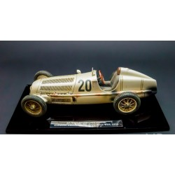 CMC M-147 MERCEDES W25 #20 'Dirty Hero' collectors edition 20th anniversary 1.18