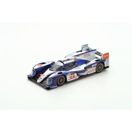 Y100 TOYOTA TS030 Hybrid n°8 2ème Le Mans 2013