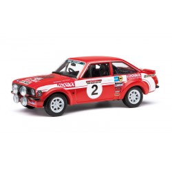 CORGI VA12604 FORD ESCORT MK2 RS1800 Manx Rally Roger Clark 1.43