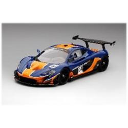 TSM181008R MCLAREN P1™ GTR Blue/Orange