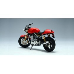 AUTO ART 12161 NORTON COMMANDO 952 2005 ROUGE