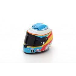 SPARK 5HF001 CASQUE F1 FERNANDO ALONSO 2015
