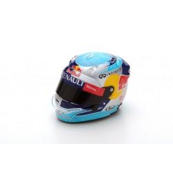 SPARK 5HF003 CASQUE F1 SEBASTIEN VETTEL 2012