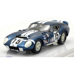 Shelby Daytona Coupe CSX2299 #15 1965 Se