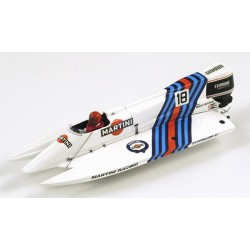 SPARK S2303 MARTINI RACING F1 POWERBOAT 1984