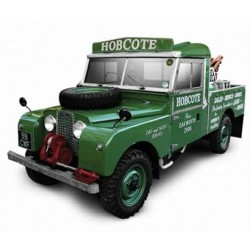 LAND ROVER SERIES I107 RECOVERY TRUCK