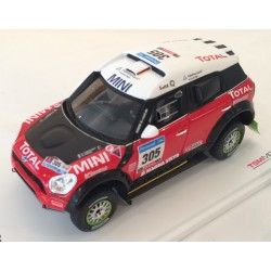 TRUESCALE TSM114351 MINI DAKAR 2011 No305