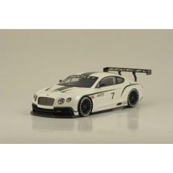 TRUESCALE TSM131804R BENTLEY Continental GT3 Mondial de l'Auto