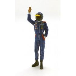 TRUESCALE TSM14AC10 FIGURINE Ronnie Peterson Type II 1/18