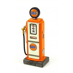 TRUESCALE TSM13AC21 Retro Fuel Pump - Gulf Oil
