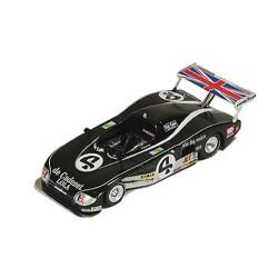 BIZARRE BZ54 DE CADENET n°4 24H Le Mans 1975