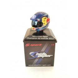 SPARK HSP006 CASQUE S.OGIER CHAMPION DU MONDE WRC 201
