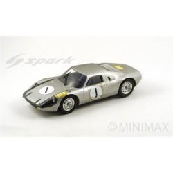 SPARK 12SJ001 PORSCHE 904 N°1 1er GP JAPON 1964 100ex.