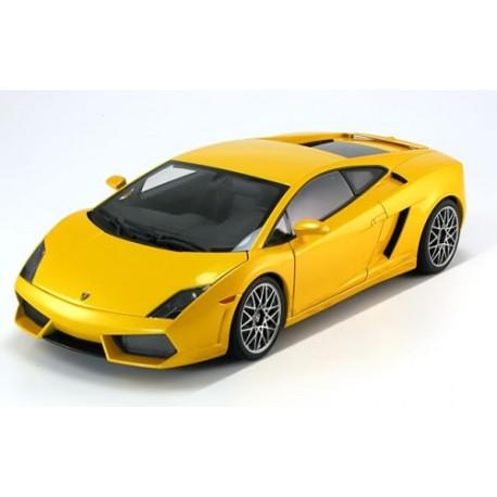 Autoart 74586 Lamborghini Gallardo Lp560 4 Yellow Metal 1 18
