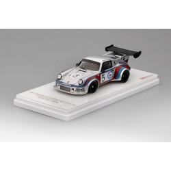 TRUESCALE TSM430154 PORSCHE 911 Carrera RSR Turbo N°5 1000 km Brands Hatch 1974