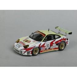 SPARK BAM005 PORSCHE 911 GT3 RSR WHITE LIGHTNING