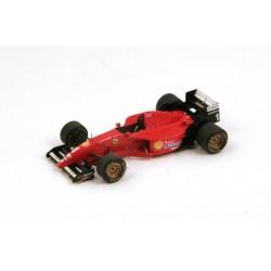 TRUESCALE TSM11FJ011 FERRARI 412 T2 F1 Test Car - Michael SCHUMACHER1.43