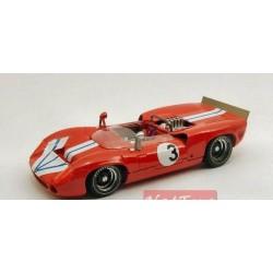 BEST 9429 LOLA T70 SPYDER BRIDGEHAMPTON 1968 No3 1.43