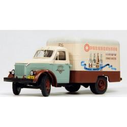 DIP105104 GAZ-54 VAN BOX 1950