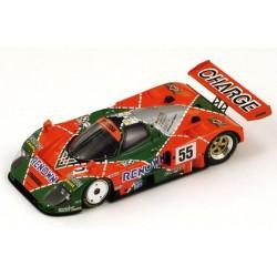 MAZDA 787B N°55 Vainqueur Le Mans 1991