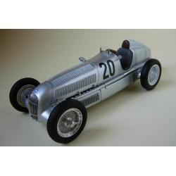 CMC M-103 MERCEDES W125 N°20 BRAUCHITSCH 1934 1.18