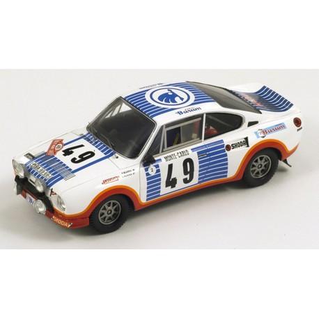 SPARK FT02 SKODA N°44 MC 1977