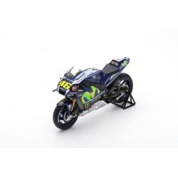 SPARK M12003 YAMAHA YZR M1 N°46 - Team Movistar Yamaha MotoGP- Vainqueur Jerez 2016- Valentino Rossi