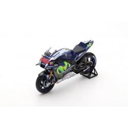 SPARK M12004 YAMAHA YZR M1 N°99 - Team Movistar Yamaha MotoGP -Vainqueur Le Mans 2016- Jorge Lorenzo