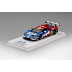 TRUESCALE TSM430109 FORD GT N°69 24 Heures Le Mans 2016 - 3ème LMGTE Pro - Ford Chip Ganassi Team USA