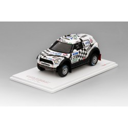 TRUESCALE TSM430235 MINI All4 Racing N°310 - Rallye Dakar 2016- AXION X-raid Team
