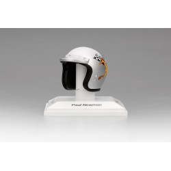 TRUESCALE TSMAC0002 CASQUE 1/8 Paul Newman 1977 P.L.N Racing
