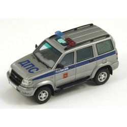 DIP MODELS DP231632 UAZ PATRIOT POLICE 2010