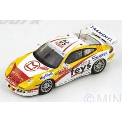 SPARK S3797 PORSCHE 996 GT3 N°50 Monte Carlo 2014