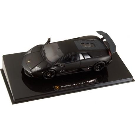 Elite T6936 Lamborghini Murcielago Lp670 Matte Black 1 43 Boutique