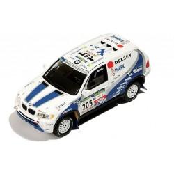 SPARK S0491 BMW X5 N°205 Dakar 2003 G. De Mevius - A