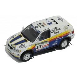 BMW X5 N°318 DAKAR05