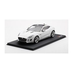 TOPSPEED TS0008 JAGUAR F-Type R Coupe Polaris Blanc