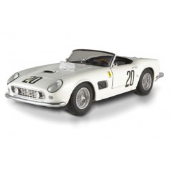 ELITE T6931 FERRARI 250 CALIFORNIA LE MANS 1960 No20 1.18