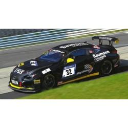SPARK SG313 LEXUS RCF N°32 Ring Racing- Nurburgring 2017- U. Kleen - H. Baumann - H. Baumann - K. Niesen (300 ex)