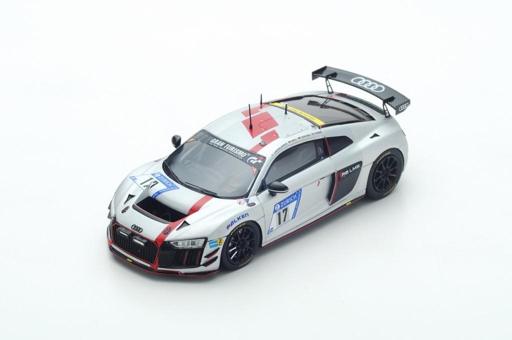 SPARK SG301 AUDI R8 LMS GT4 N°17 Audi Sport Team Phoenix
