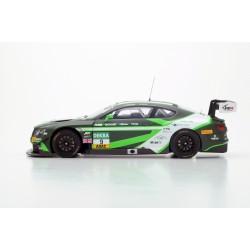 TRUESCALE TSM430182 BENTLEY Continental GT3 N°9 ADAC GT Masters Red Bull Ring 2016 - Bentley Team ABT