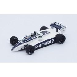 BRABHAM BT49D N°2 Vainqueur Grand Prix d