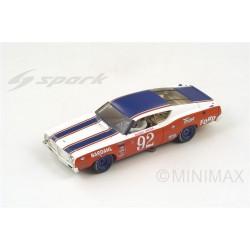 SPARK 43PP69 FORD Torino Winner Pikes Peak 1969 Bobby