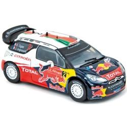 NOREV 155352 CITROEN DS3 WRC PORTUGAL 2011 VAINQUEUR 1.43
